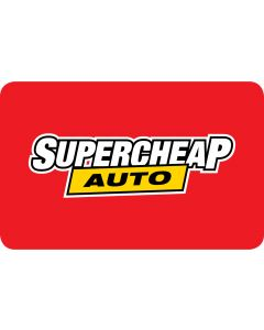 Supercheap Auto $25 Gift Card