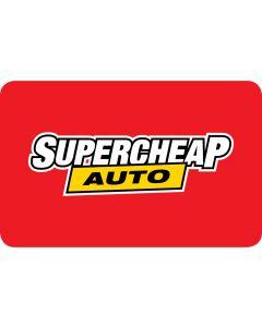 Supercheap Auto $50 Gift Card