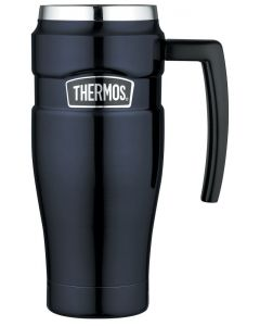 Thermos Stainless King Travel Set - Midnight Blue