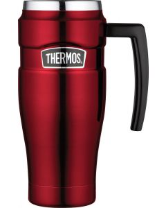 Thermos Stainless King Red Travel Pack
