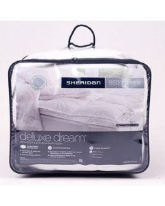 Sheridan - Deluxe Dream Mattress Topper (Queen Bed) - White