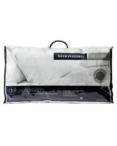 Sheridan - Deluxe Dream Medium Pillow - White