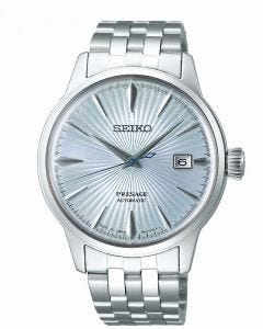 Seiko Men's Presage Inspired Cocktail Sky Diving Watch