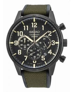 Seiko Men's Conceptual Series Chronograph Watch