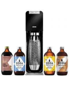 Soda Stream Power with Flavours