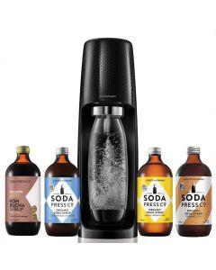 Soda Stream Spirit with Flavours