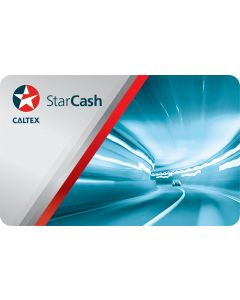 Caltex StarCash $100 Gift Card
