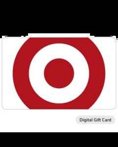 Target $25 Digital Gift Card