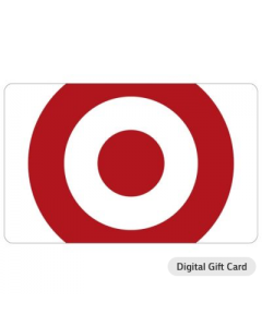 Target $250 Digital Gift Card