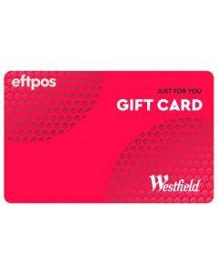Westfield $250 Gift Card
